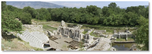 Theatre at Butrint